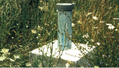 Groundwater measuring point